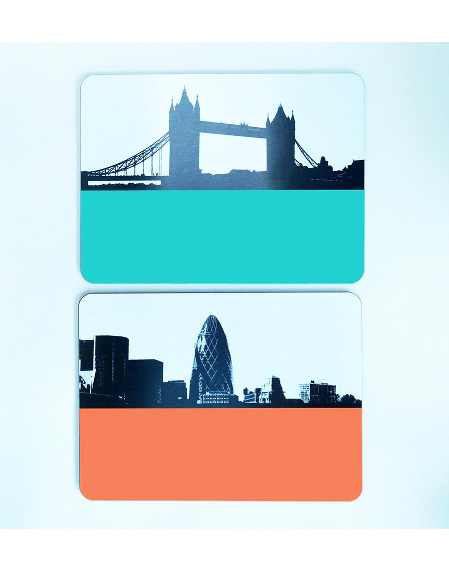 The Art Rooms London Table Mat Set of 6