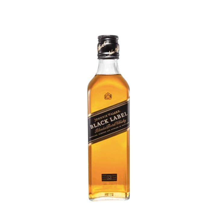 Mini Johnnie Walker Black Label 50mL Bottle - Goldeluck's Doughnuts