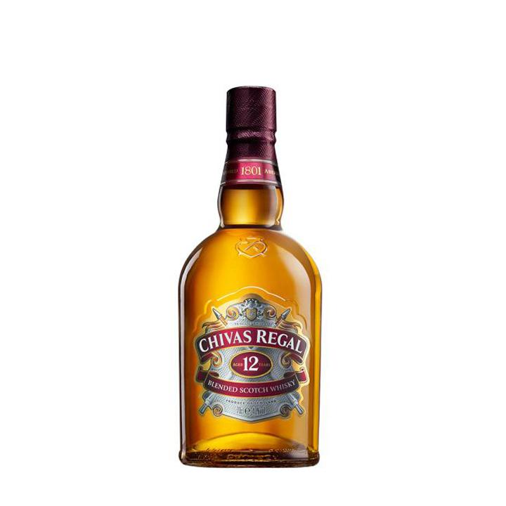 Mini Chivas Regal 50ml Bottle - Goldeluck's Doughnuts