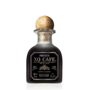 Mini Patrón XO Café 50ml Bottle - Goldeluck's Doughnuts