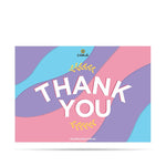 Thank You Card - Goldeluck's Doughnuts