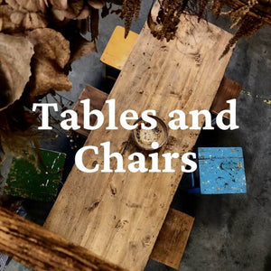 Tables Collection, Dining Tables, Kitchen Prep Tables, Antique and Vintage