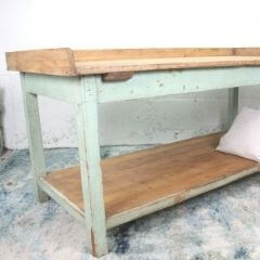 Sold! Kitchen prep table