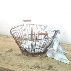Sold! Fruit Pickers Basket