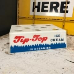 Collectable Tip Top Ice Cream Cone Holder