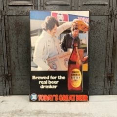 Collectable DB Bitter Advertisement
