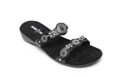 Boca Slide III Sandal by Minnetonka