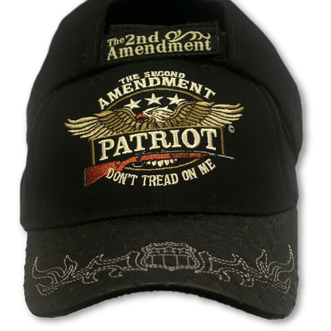 The Second Amendment Patriot Don't Tread On Me