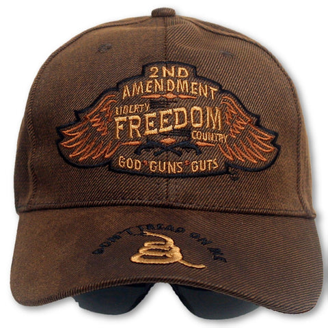2ND Amendment Freedom [Ballcap]