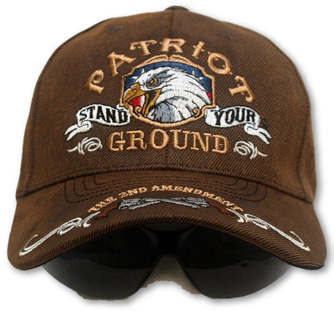 Patriot Stand Your Ground [Ballcap]