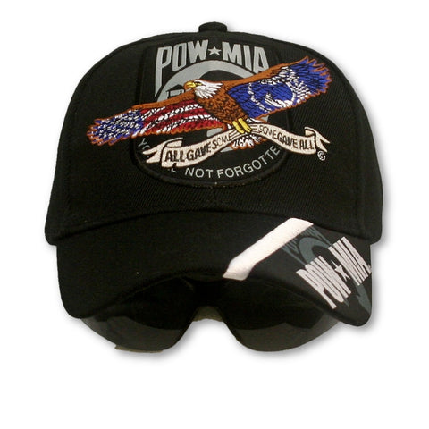POW*MIA Ball Cap