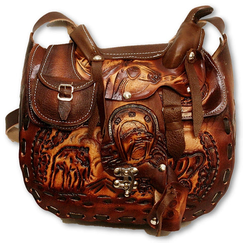 Saddle Purse