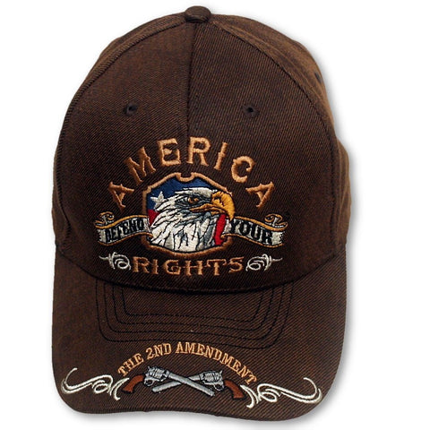 America, Defend Your Rights [Ballcap]