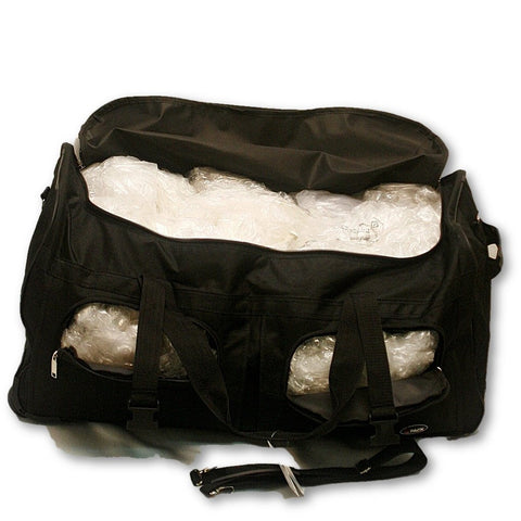 "30"" Rugged Traveler's Rolling Duffel"