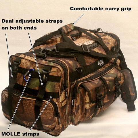 "Tactical Duffel bag - 26""  NexPak TF126"