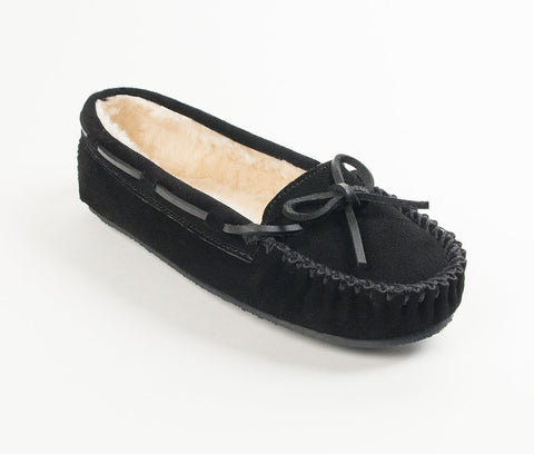 Cally Slipper by Minnetonka