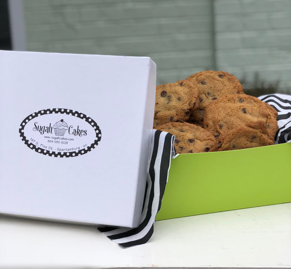 Nut-Free Cookie Box