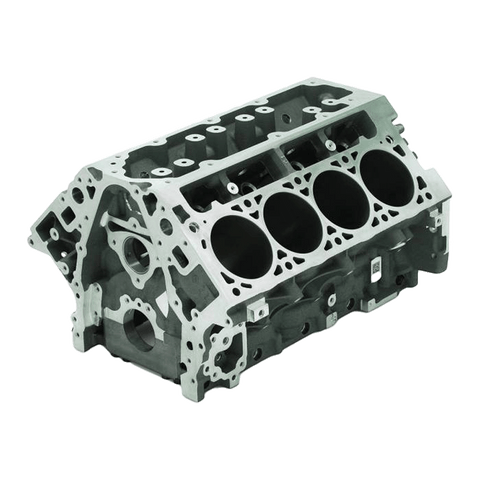 GM Gen V Bare Block LT1 & LT4 - 6.2L