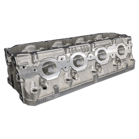 LST- CNC ported Cylinder Head STD & Medium Bore
