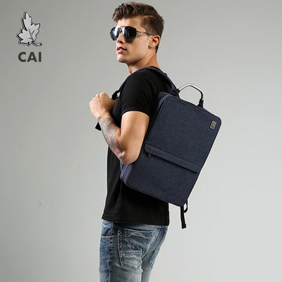 Waterproof 14 15.6 inch Luxury Laptop Backpack Men/Women