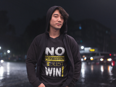 No Permission (#2) T-Shirt