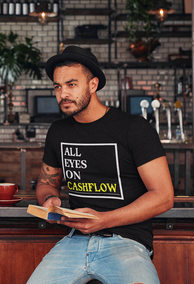 All Eyes On Cashflow T-Shirt
