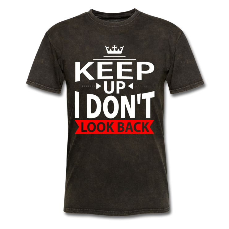Keep Up T-Shirt - mineral black
