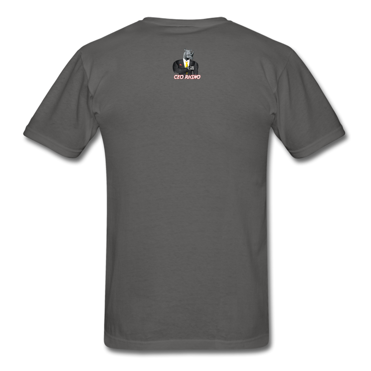 Keep Up (#2) T-Shirt - charcoal