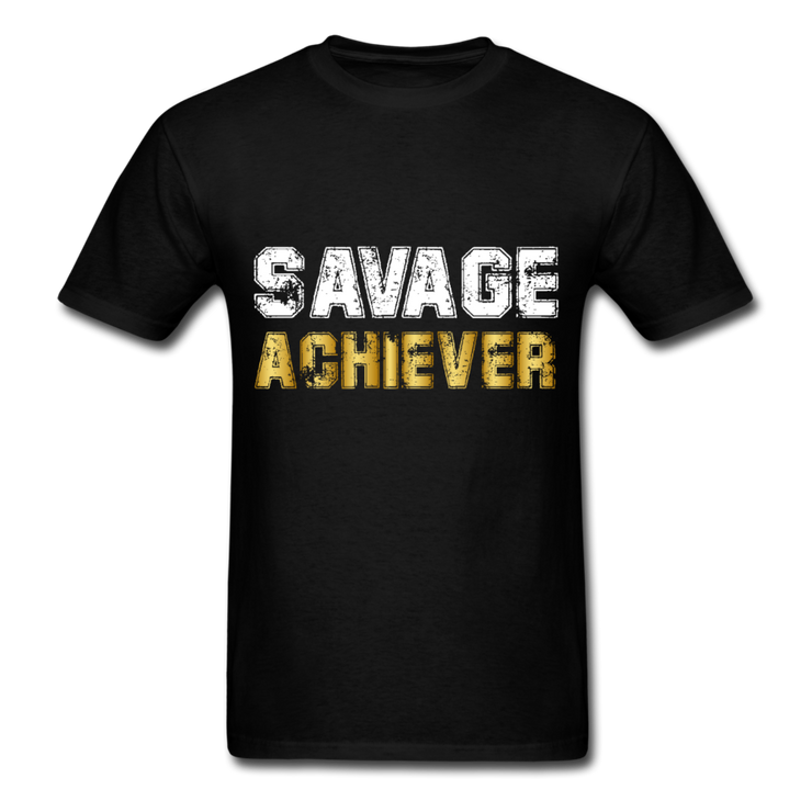 Savage Achiever T-Shirt - black