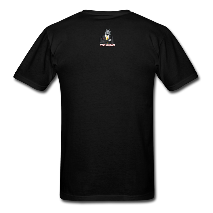 Swallow Your Excuses Classic T-Shirt - black