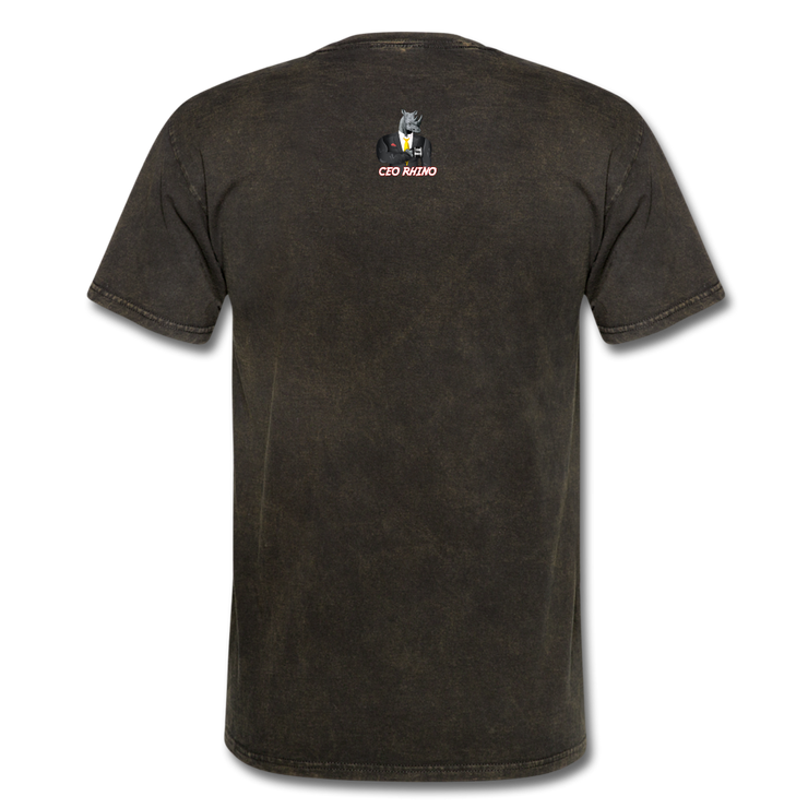 Swallow Your Excuses Classic T-Shirt - mineral black