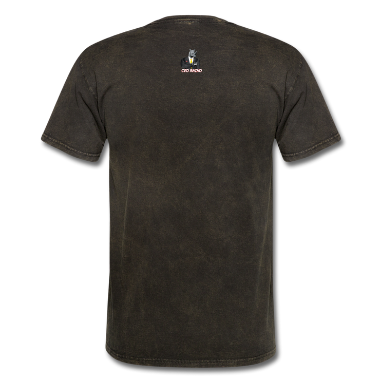 All Eyes On Cashflow T-Shirt - mineral black