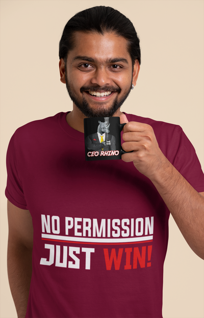 No Permission T-Shirt