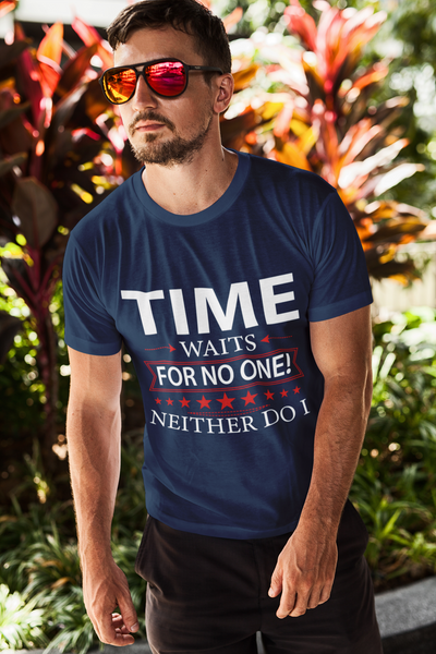 Time Waits T-Shirt