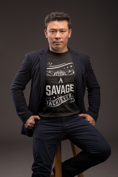 Savage Achiever (#2) T-Shirt