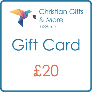 Christian Gifts and More Gift Card