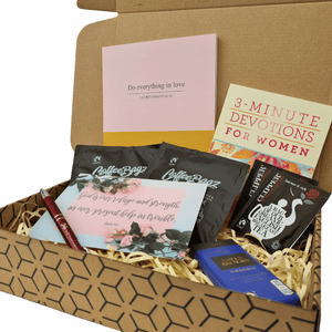 Women's Encouragement Bigger Box - Christian Gifts and More