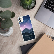 Load image into Gallery viewer, iPhone Case - Take Heart I Have Overcome the World