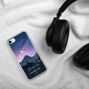 iPhone Case - Take Heart I Have Overcome the World