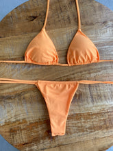 Load image into Gallery viewer, Orange Sorbet Top $31 / Orange Sorbet Bottom $31 (Set $62)
