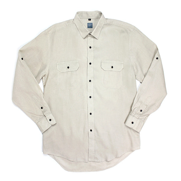 Hemp Safari Shirt