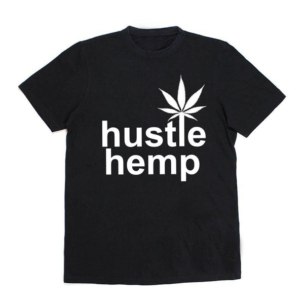 Men's Hustle Hemp Tee