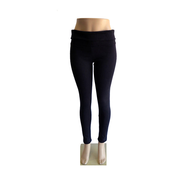 Hemp Leggings Black