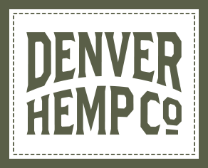Denver Hemp Co.'s retina logo