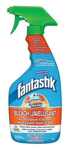 Fantastik Bleach All Purpose Cleaner