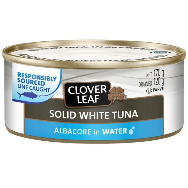 Clover Leaf Solid White Albacore Tuna in Water