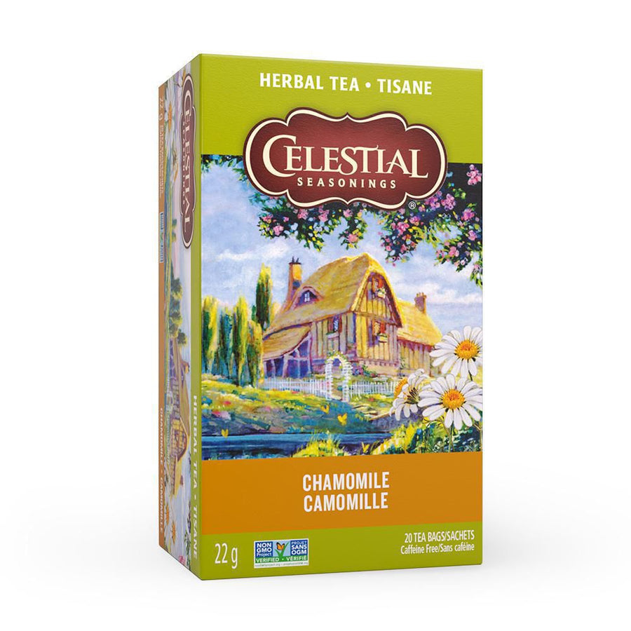 Celestial Seasonings Chamomile Tea