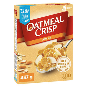 Oatmeal Crisp Almond Cereal