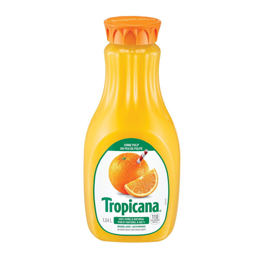 Tropicana Some Pulp Orange Juice