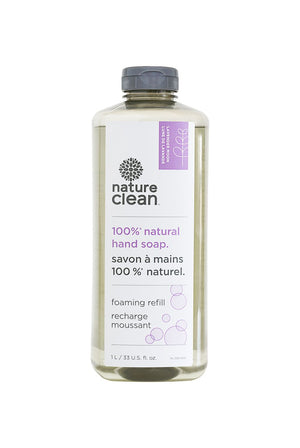 Nature Clean Foaming Hand Soaps Refill Lavender Moon